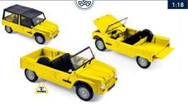 Citroen  - 1983 yellow - 1:18 - Norev - 181525 - nor181525 | The Diecast Company
