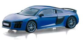 Norev - Audi  - nor188370 : 2015 Audi R8 Coupe, arablue metallic