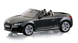 Norev - Audi  - nor831020 : 2014 Audi TT Roadster, black