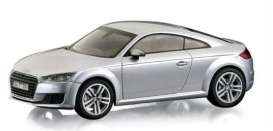 Audi  - 2014 silver - 1:43 - Norev - nor831021 | The Diecast Company