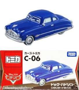 Cars Hudson - blue - Tomica - toC06 | The Diecast Company
