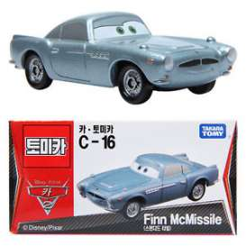 Cars  - blue  - Tomica - toC16 | The Diecast Company