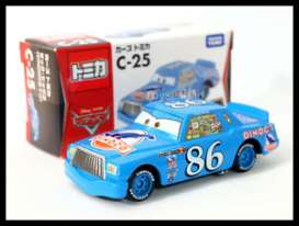 Cars  - blue - Tomica - toC25 | The Diecast Company