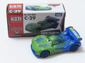 Cars  - Green  - Tomica - toC29 | The Diecast Company
