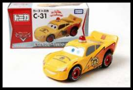 Cars  - yellow - Tomica - toC31 | The Diecast Company