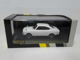Mazda  - 1970 white - 1:43 - First 43 - F43-004 | The Diecast Company