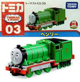 Thomas & Friends  - black - Tomica - toT03 | The Diecast Company
