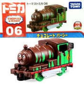 Thomas & Friends  - green brown - Tomica - toT06 | The Diecast Company
