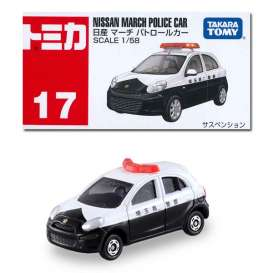 Nissan  - Black white - 1:58 - Tomica - toTA017 | The Diecast Company