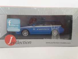 Subaru  - 2003 blue - 1:43 - J Collection - jc285 | The Diecast Company