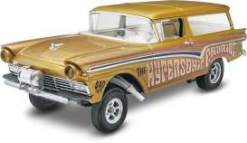 Ford  - 1957  - 1:25 - Revell - US - rmxs4396 | The Diecast Company