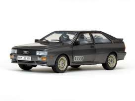 Audi  - 1981 meteor grey - 1:18 - SunStar - sun4160 | The Diecast Company
