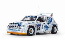 MG  - 1986  - 1:18 - SunStar - 5539 - sun5539 | The Diecast Company
