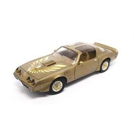 Pontiac  - 1979 gold - 1:18 - Lucky Diecast - ldc92378gd | The Diecast Company