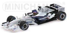 Sauber BMW - 2006 white - 1:43 - Minichamps - mc400060903 | The Diecast Company