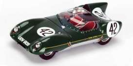 Lotus  - 1957 green - 1:43 - Spark - s4400 - spas4400 | The Diecast Company