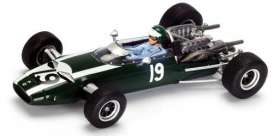 Cooper  - 1966 green - 1:43 - Spark - s4805 - spas4805 | The Diecast Company