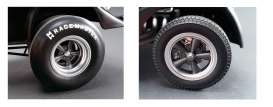 Rims & tires Wheels & tires - 1:18 - Acme Diecast - acme1800907W | The Diecast Company