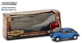 GreenLight - Volkswagen  - gl86496 : Volkswagen Beetle *Da Vinos* The Big Lebowski (1998), blue