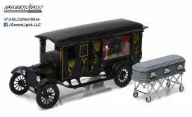 Ford  - 1921 black - 1:18 - GreenLight Precision Collection - GLPC18013 | The Diecast Company