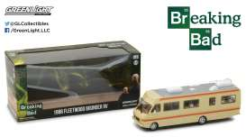 Fleedwood  - Bounder RV 1986 yellow - 1:43 - GreenLight - 86500 - gl86500 | The Diecast Company