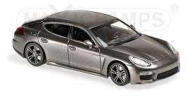 Porsche  - 2013 grey metallic - 1:43 - Maxichamps - 940062371 - mc940062371 | The Diecast Company