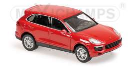Porsche  - 2014 red - 1:43 - Maxichamps - 940063200 - mc940063200 | The Diecast Company