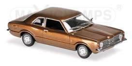 Ford  - 1970 brown metallic - 1:43 - Maxichamps - 940081300 - mc940081300 | The Diecast Company