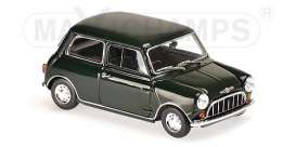 Morris Mini - 1960 green - 1:43 - Maxichamps - 940138601 - mc940138601 | The Diecast Company