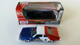 AMC  - 1974 red/white/blue - 1:64 - Motor Max - 6124Crwb - mmax6124Crwb | The Diecast Company