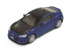 Subaru  - 2012 blue/black - 1:43 - Triple9 Premium - T9P10022 | The Diecast Company