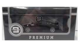 Subaru  - 2014 black/white - 1:43 - Triple9 Premium - T9P10023 | The Diecast Company