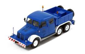 Tatra  - 1959 blue - 1:43 - Ixo Ist Collection - ixist303T | The Diecast Company