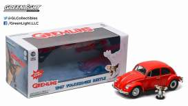 Volkswagen  - Beetle *Gremlins* 1967 red - 1:24 - GreenLight - 18231 - gl18231 | The Diecast Company