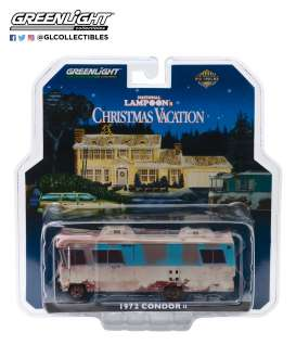 Condor  - II RV *Christmas Vacation* 1972  - 1:64 - GreenLight - 33100A - gl33100A | The Diecast Company