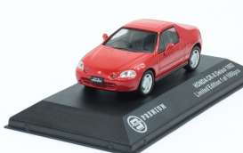 Honda  - 1992 red - 1:43 - Triple9 Premium - T9P10020 | The Diecast Company