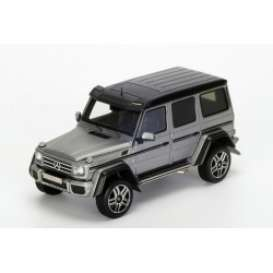 Mercedes Benz  - 2016 silver - 1:43 - Spark - s4909 - spas4909 | The Diecast Company