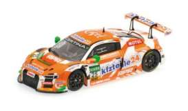 Audi  - 2016 orange - 1:43 - Minichamps - 437161125 - mc437161125 | The Diecast Company