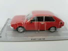 Fiat  - 128 3P red - 1:43 - Magazine Models - PCfi128P - magPCfi128P | The Diecast Company