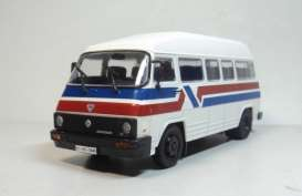 Rocar  - TV 35 bus white/red/blue - 1:43 - Magazine Models - lcRocar35 - maglcRocar35 | The Diecast Company