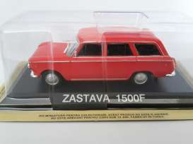 Zastava  - red - 1:43 - Magazine Models - lczas1500 - maglczas1500 | The Diecast Company