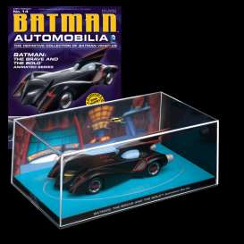 Batman  - black - 1:43 - Magazine Models - bat014 - magBAT014 | The Diecast Company