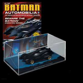 Batman  - black - 1:43 - Magazine Models - bat058 - magBAT058 | The Diecast Company