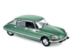 Citroen  - 1973 green metallic - 1:43 - Norev - 157078 - nor157078 | The Diecast Company