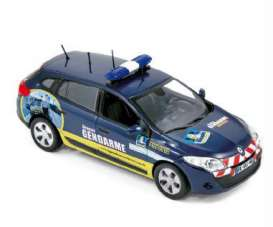 Renault  - 2012 blue - 1:43 - Norev - 517648 - nor517648 | The Diecast Company