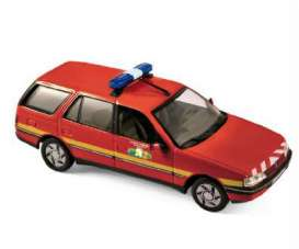 Peugeot  - 1991 red - 1:43 - Norev - nor474553 | The Diecast Company
