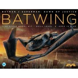 Batman  - vs Superman Batwing 2016  - 1:25 - Moebius - M0969 - moes969 | The Diecast Company