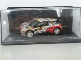 Citroen  - 2013 white/gold/red - 1:43 - Magazine Models - RADS3no3 - MagRADS3no3 | The Diecast Company
