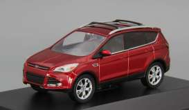 Ford  - 2013 red - 1:43 - GreenLight - 86025R - gl86025R | The Diecast Company