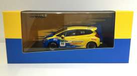Honda  - 2014 yellow/blue - 1:43 - Tarmac - Tarmac10SP | The Diecast Company